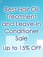 Best Hair Oil Treatment and Leave-In Conditioner Sale: Up to 15% OFF