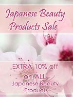 Japanese Beauty Products Sale